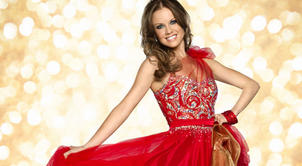 Joanne Clifton – the strictly come dancer