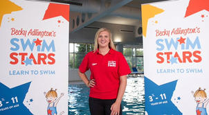 Rebecca Adlington – the Olympian