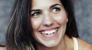 Natasha Moutran – the yogi