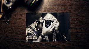 Paul Blundell - the portrait photographer