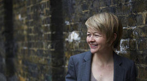 Sarah Waters – the award winning novelist