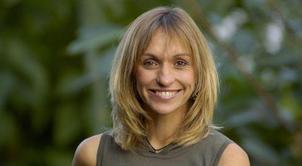 Michaela Strachan – the really wild presenter