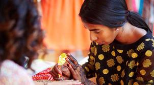 Natasha Amrita Singh – the henna story teller