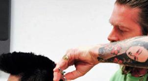 Lee Stafford - the award winning hairdresser