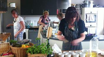 Garden of England Cook School - Overview