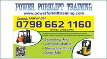 Forklift courses london search 30 courses hotcourses power forklift trainings courses and profile on hotcourses sciox Choice Image