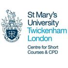 ST MARY'S UNIVERSITY COLLEGE (PROFESSIONAL SHORT COURSES)